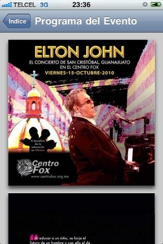 Elton John en México (Backstage Media)