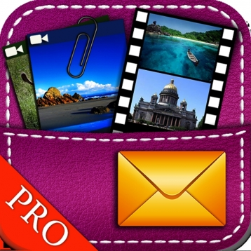 Email Multiple Photos and Videos attachment Pro for GMail, YAhoo Mail, HotMail