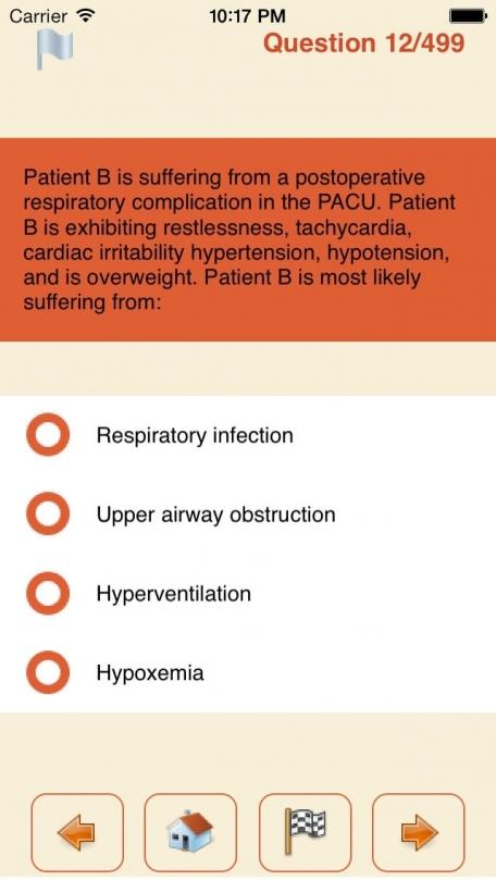 Emergency Nursing 500 Questions Simulation
