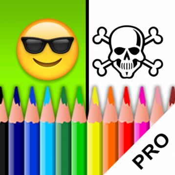 Emoji 3 PRO - Color Messages - Best Emoticon Emojis Sticker for SMS, Facebook, Twitter