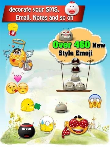 Emoji Free Emoticon Keyboard for Facebook, WhatsApp & Kik Messenger