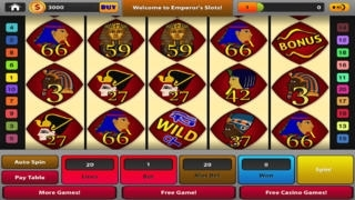 Emperor's Party Slots - Win As Big As Casino Emperor - FREE Spin The Wheel, Get Bonuses, Enjoy Amazing Slot Machine With 30 Win Lines!
