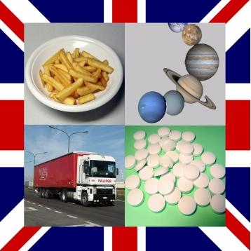 English Vocab Through Pictures