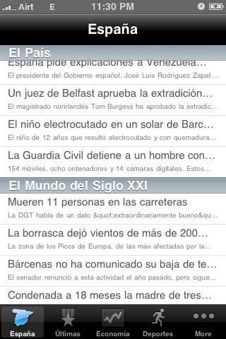 España 24/7, The Spain News Paper