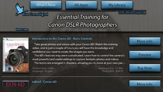 Essential Training for Canon DSLR Photographers