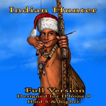 Evolution: Indian Hunter - IPhone