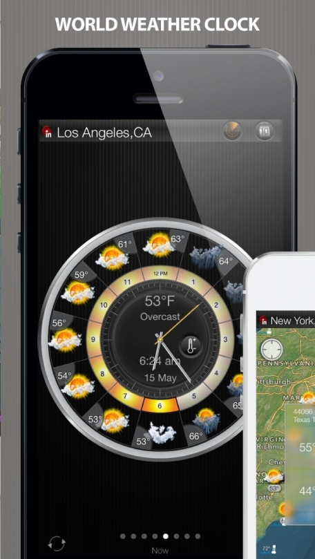eWeather HD - Weather forecast Premium