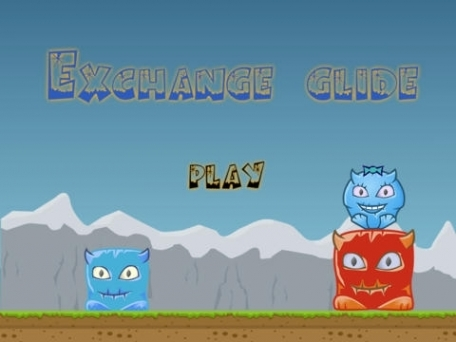 Exchange glide