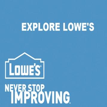 Explore Lowe\'s