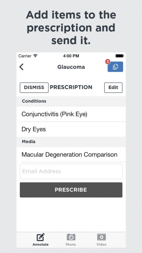 Eye Decide - Point of Care Patient Education for Healthcare Professionals by Orca Health