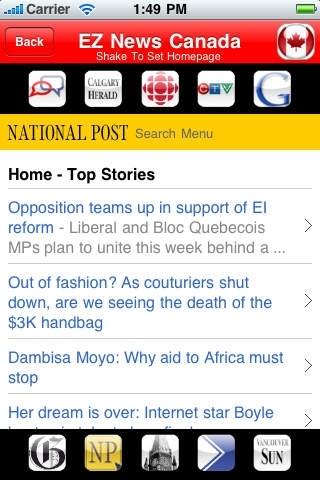 EZ News Canada