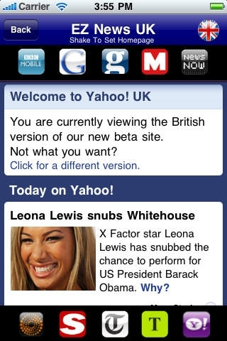 EZ News UK