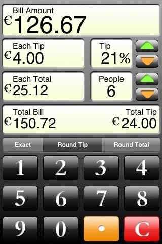 EZ Tip Calculator