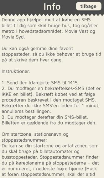 1415 SMS Billet