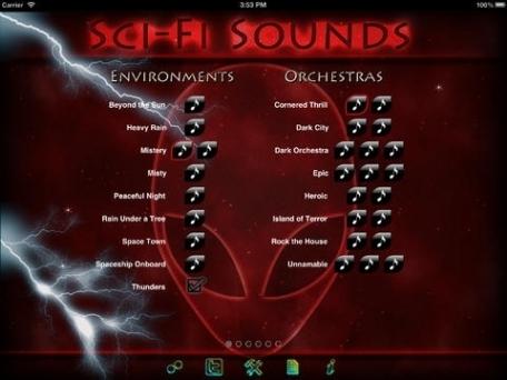 100+ Sci-Fi Sounds - Soundtrack Creator