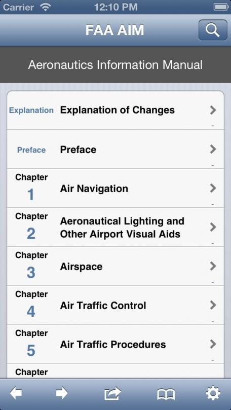 FAA AIM for Pilots - Aeronautical Information Manual