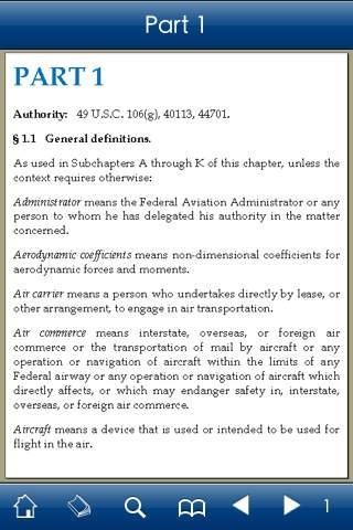 FAA FAR/AIM