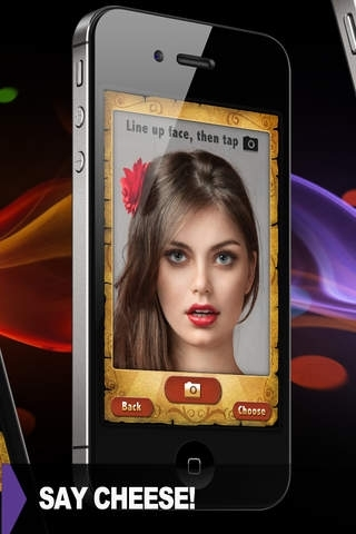 Face Reading Booth Pro - Like Horoscope and Tarot for your face