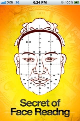 Face Reading Secret