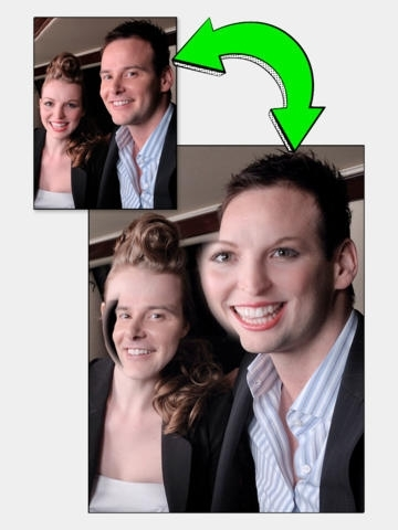 FaceSwap - Crazy instant face swapping