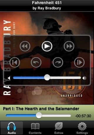 Fahrenheit 451 (by Ray Bradbury)
