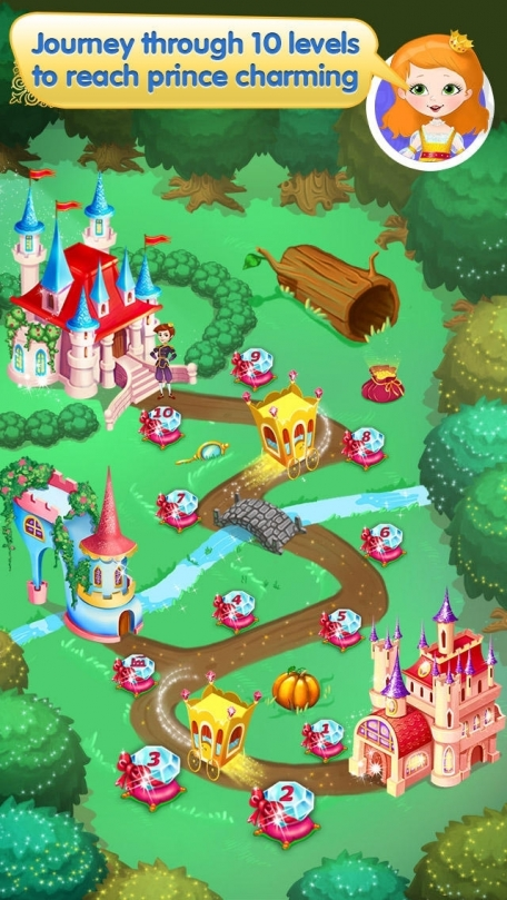 FairyTale Fiasco: Enchanted Princess Challenge