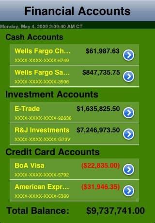 Fake-A-Bank Account
