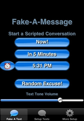 Fake-A-Message ™ (MMS & SMS!)