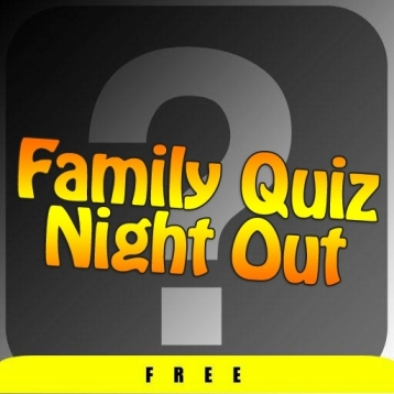 Family Quiz Night Out