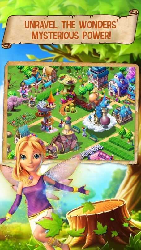 Fantasy Town - Enter a Magic Village!