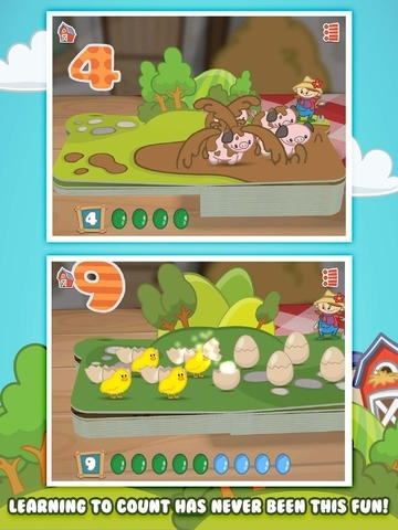 Farm 123 ~ StoryToys Jr