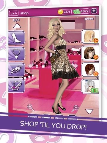 Fashion party dress up level 8
