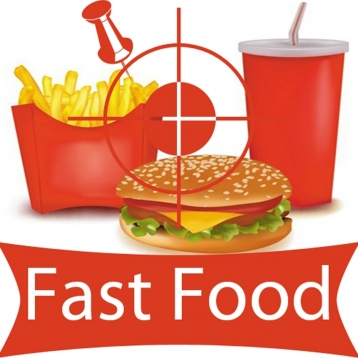 Fast Food Restaurants USA & CA - Find Nearest