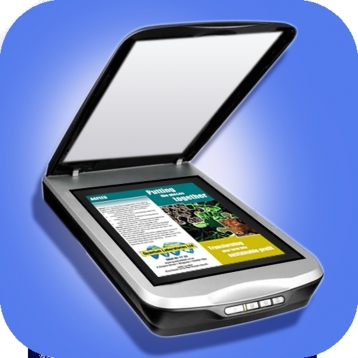 Fast Scanner : Quickly scan images + books + receipts into PDF document file
