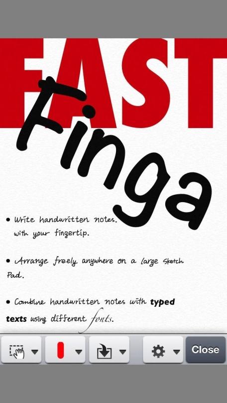 FastFinga 3
