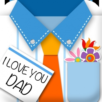 Father\'s Day Card Builder