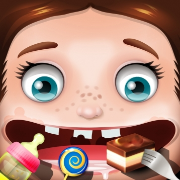 Feed Baby, Baby Care - kids games