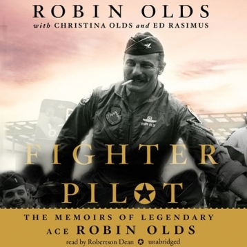 Fighter Pilot (by Robin Olds et al.)