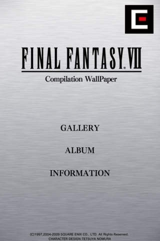 FINAL FANTASY VII Compilation Wallpaper