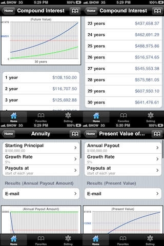 Financial Calc Pro