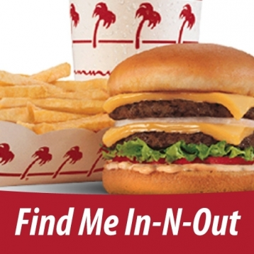Find Me In-N-Out Burger