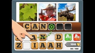 Find The Word - 3 Pics 1 Word - Free Game