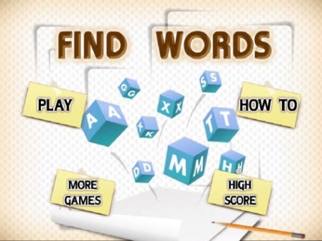 Find Words +