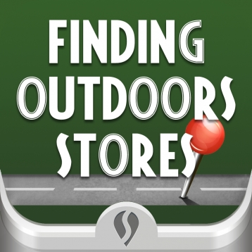 Finding Outdoors Stores