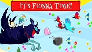Fionna Fights - Adventure Time