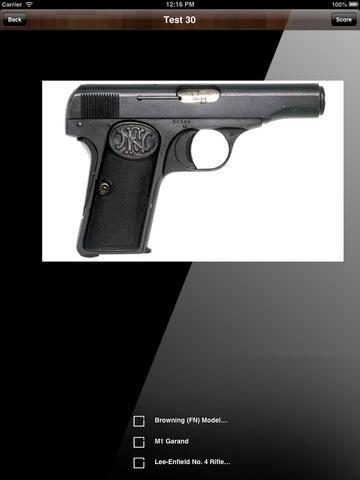 Firearms of WWII
