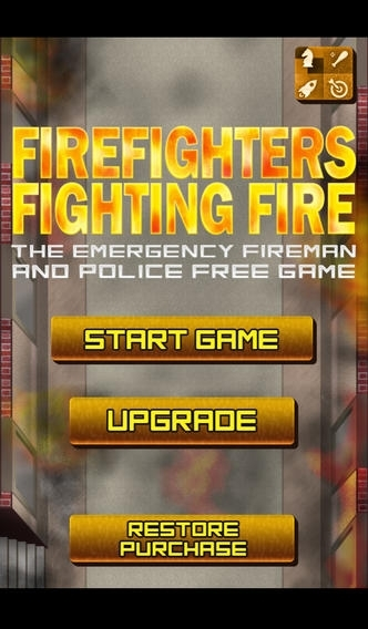 FireFighters Fighting Fire Gold Edition – The 911 Emergency Fireman and police game