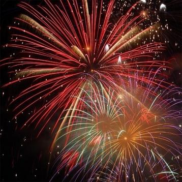 Fireworks Light