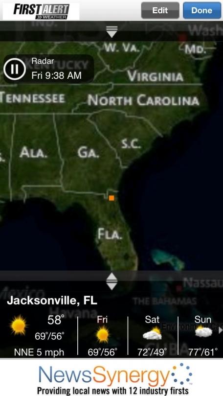 First Alert Weather from ActionNewsJax.com