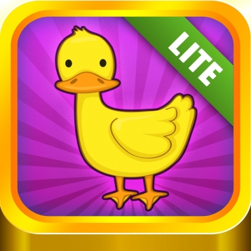 First Words for Toddlers 1: Animals Lite